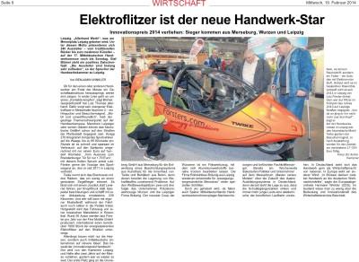 20140219_LVZ_Elektroflitzer